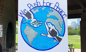 A Push for Peace